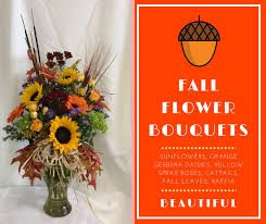 fall and thanksgiving flower bouquet inspiration enchanted