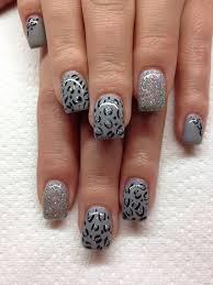 50 cheetah nail designs design paznokci inspiracja i cheetahs