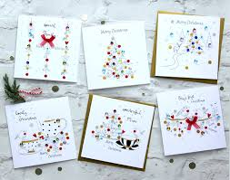 handmade christmas cards designer made greeting cards nisartmacka