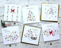 handmade christmas cards designer made greeting cards nisartmacka