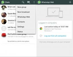 Whatsapp Web How To Use Whatsapp On A Computer