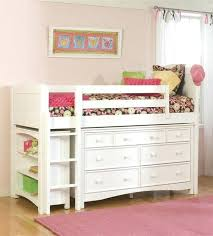 Bunk Bed With Storage And Desk Bunk Beds With Dresser Underneath Creative Bed Storage Ideas