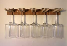 scrap wood wine glass rack 6 steps with pictures
