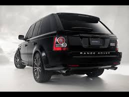 range rover back 2012 stromen range rover sport rrs edition carbon studio rear