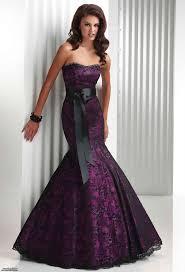 ideas about black wedding dress with purple ribbon bridal catalog