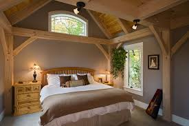 Timber Frame Bed Black Builders Timber Frame Photo Gallery Black