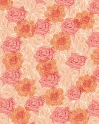 wallpaper bunga lingkaran persik amp pink lingkaran latar belakang pink gratis foto download