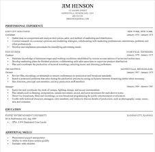 stocker resume 25051