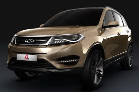 chery beta 5 compact suv concept teased