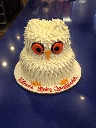 hedwig baby shower cake on cake central harry potter baby shower