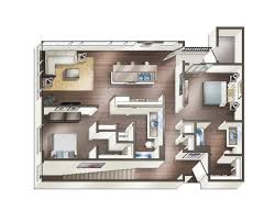 Apartment Complex Floor Plans by Vive On The Park Brand New Kearny Mesa Apartments Welcome Home