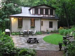 awesome elegant design of the in front mediterranean cottage style