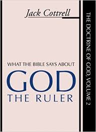 what the bible says about god the ruler cottrell