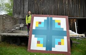 How To Make A Barn Quilt Scandia Barn Quilt Trail In Works For Washington County U2013 Twin Cities