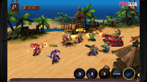 magic legion hero legend tactical rpg on android download