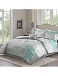 Queen Size Bed Comforter Set Comforter Bed Sets Amazon Com
