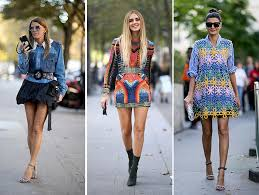style trends 2017 street style trends from paris fashion week spring 2017 fashionisers