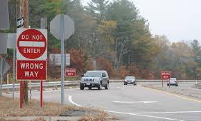 planners seek solutions to wrong way driving news capecodtimes