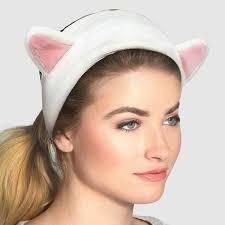 cat headband cat ears headband geekyget