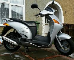 honda nes 125 scooter moped in dagenham london gumtree