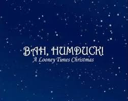 bah humduck looney tunes christmas christmas specials wiki
