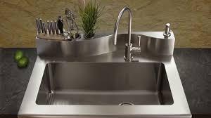 Kitchen Sinks With Backsplash Kitchen Sink With Backsplash Modern Inspiring Design