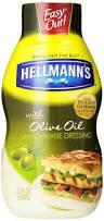 amazon com hellmann u0027s mayonnaise dressing with olive oil