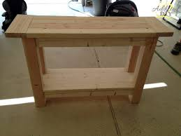 Free Small Wooden Table Plans by Home Design Wonderful Homemade Table Plans Home Design Homemade