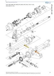 ford front axle page 63 sparex parts lists u0026 diagrams