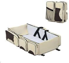 travel baby bed images Souq portable newborn baby bed folding travel cot bag large jpg
