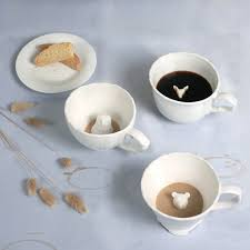 fox mug imm living table top tabletop accessories mugs hidden