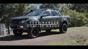 ford ranger road tyres ford ranger wheels hostile havoc rims autocraze