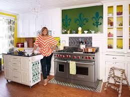 star kitchen sunny anderson food network get the look sunny anderson s kitchen