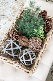 Decorative Fillers For Bowls Easy Christmas Decor Fillers Maison De Pax