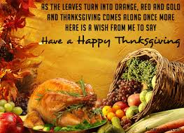 a happy thanksgiving picture status graphic