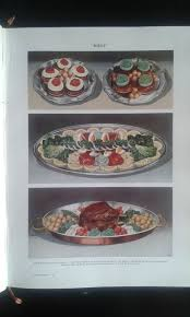 limoner cuisine lot of 2 volumes on cooking larousse gastronomique curnonsky