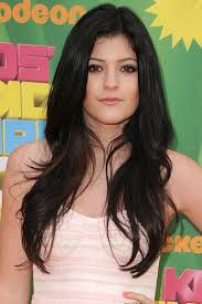 long hair on 66 year old kylie jenner s beauty transformation through the years kylie