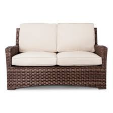 Outdoor Patio Furniture Sets by Halsted 4 Piece Wicker Patio Furniture Set Threshold Target