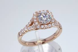 gold halo engagement rings 1 70ct brilliant gold halo engagement ring
