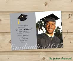 high school graduation invites vertabox