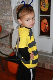 Halloween Costumes 3 Boy Give Mama Bumble Bee Costume Boy Pretty