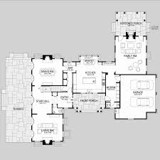 mayo clinic floor plan shingle style home plans by david neff architect small homes