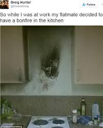 Housemate Meme - twitter reveal irritating things flatmates do in kitchen daily
