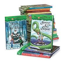 Magic Treehouse - read alikes for u201cmagic tree house u201d series