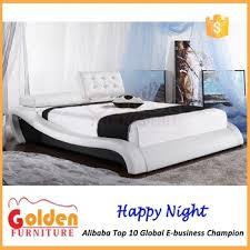 king size leather bed frame european bed frame g933 buy