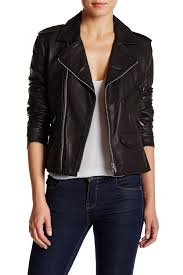 moto jacket june leather vintage leather moto jacket hautelook