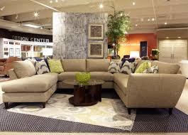 Lay Z Boy Furniture Tribeca Contemporary Five Piece Sectional Sofa With Laf Chaise By