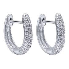 diamond huggie earrings cushion shaped 1 2cttw diamond cluster stud earrings mullen jewelers