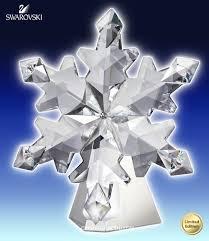 1165310 swarovski snowflake limited edition 2012