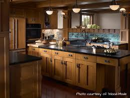 Kitchen Craft Cabinets Calgary Kitchen Craft Design Knotty Alder Kitchen Cabinets In Natural